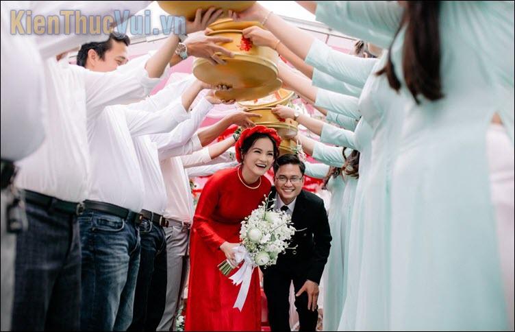 Ngày cưới hôm nay, chúng tôi cũng mong có thể phần nào tri ân mọi người và hy vọng mọi người sẽ vui vẻ