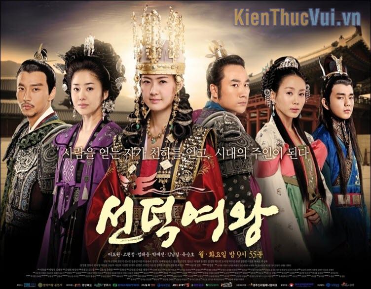 Queen Seon Duk – Nữ hoàng Seon Duk (2009)