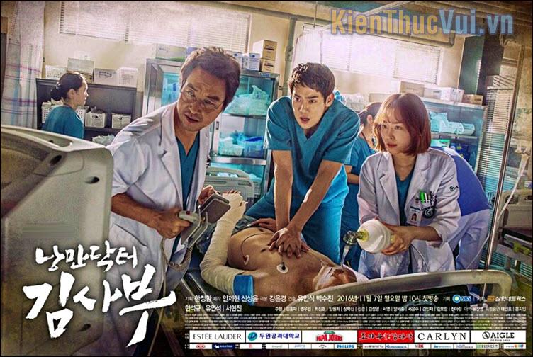 Romantic Teacher, Doctor Kim – Người thầy y đức (2016)