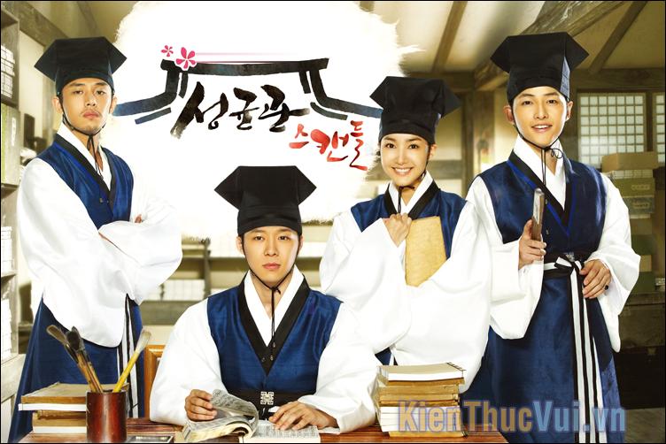 Sungkyunkwan Scandal – Chuyện tình ở Sungkyunkwan (2010)