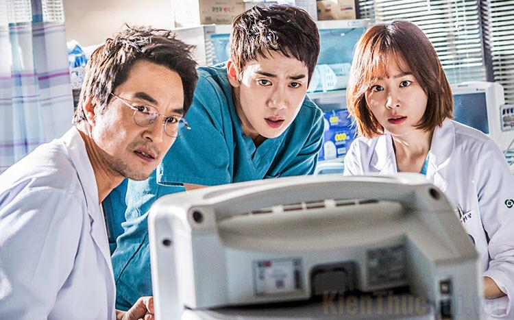 Top phim bác sĩ Hàn Quốc hay nhất