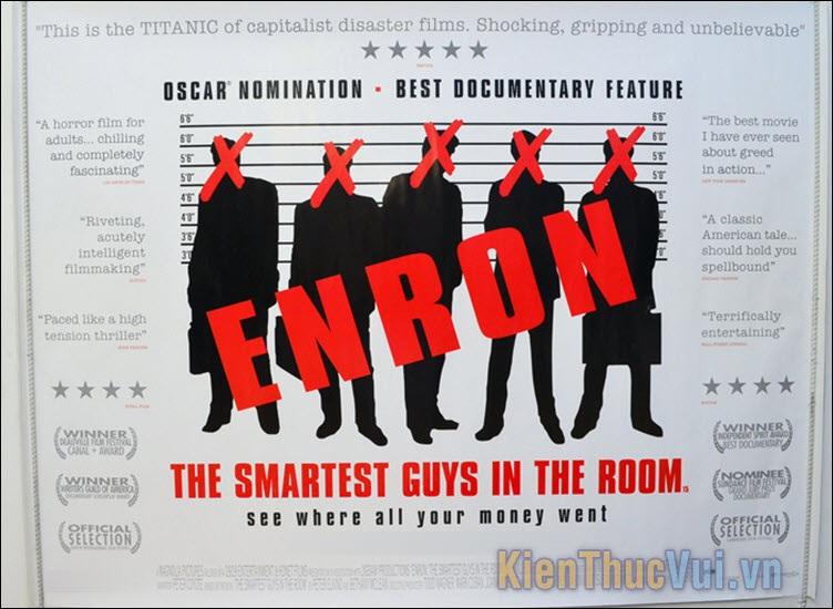 Enron The Smartest Guys in the Room – Enron Những kẻ thông minh nhất trong căn phòng (2005)