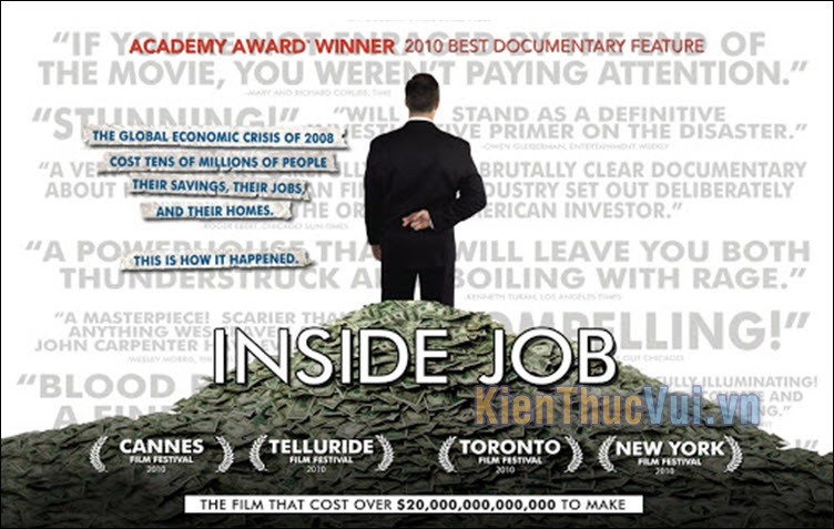 Inside Job – Cuộc khủng hoảng kinh tế (2010)