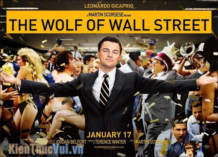The Wolf of Wall Street – Sói già phố Wall (2013)