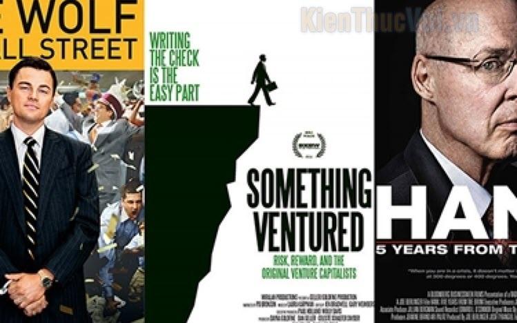 Top 10 bộ phim về tài chính hay nhất