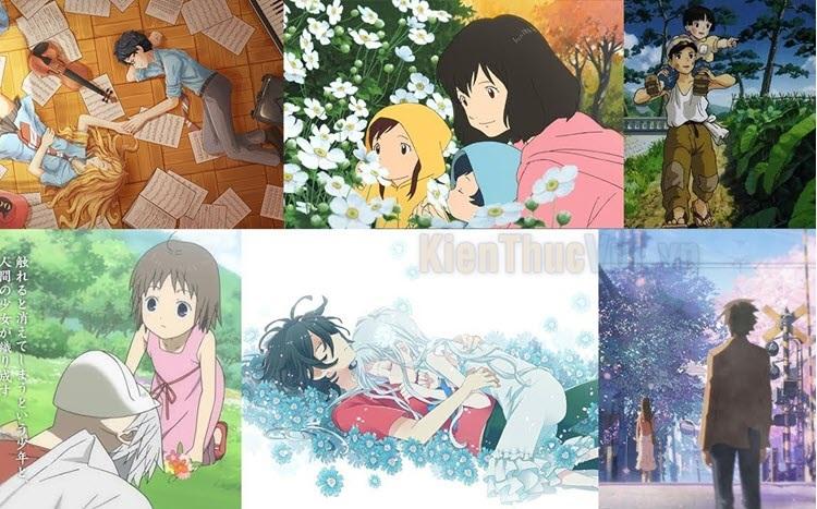 Top 20 bộ Anime buồn hay nhất