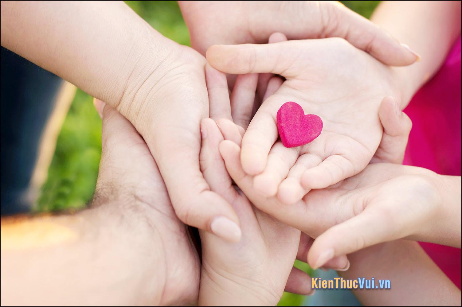 Chúng ta yêu thương không phải bởi tìm được người hoàn hảo, mà bởi học được cách nhìn người không hoàn hảo một cách hoàn hảo