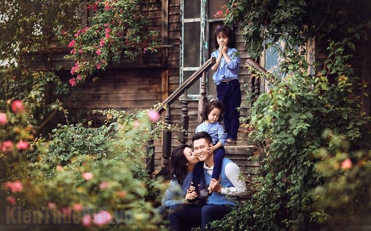 Hình ảnh đẹp về gia đình