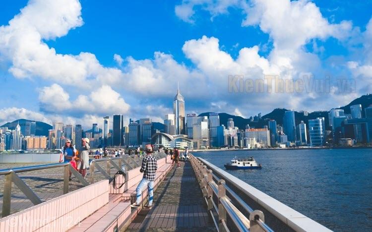 Hình ảnh Hồng Kông đẹp