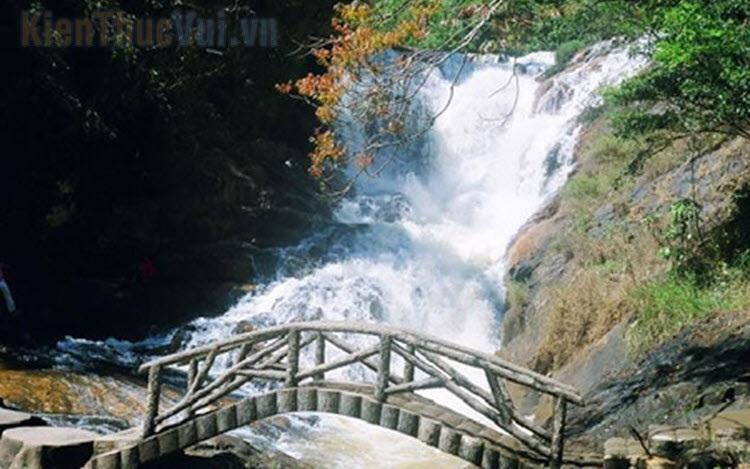 Hình ảnh thác Datanla đẹp (Datanla Waterfall)