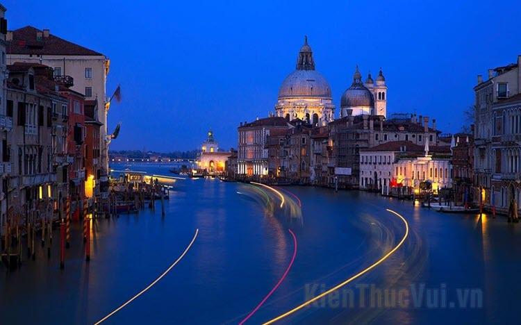 Hình ảnh thành phố Venice đẹp