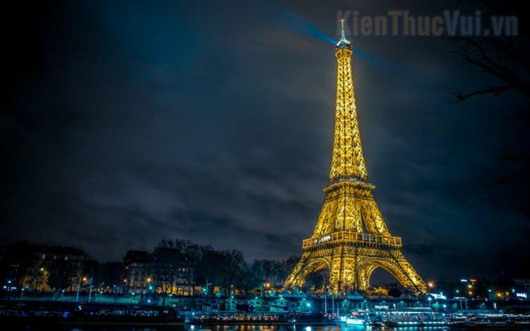 Hình ảnh tháp Eiffel đẹp