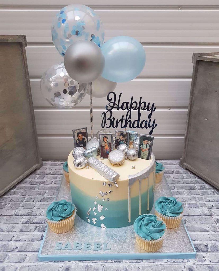 Ảnh bánh sinh nhật sang trọng