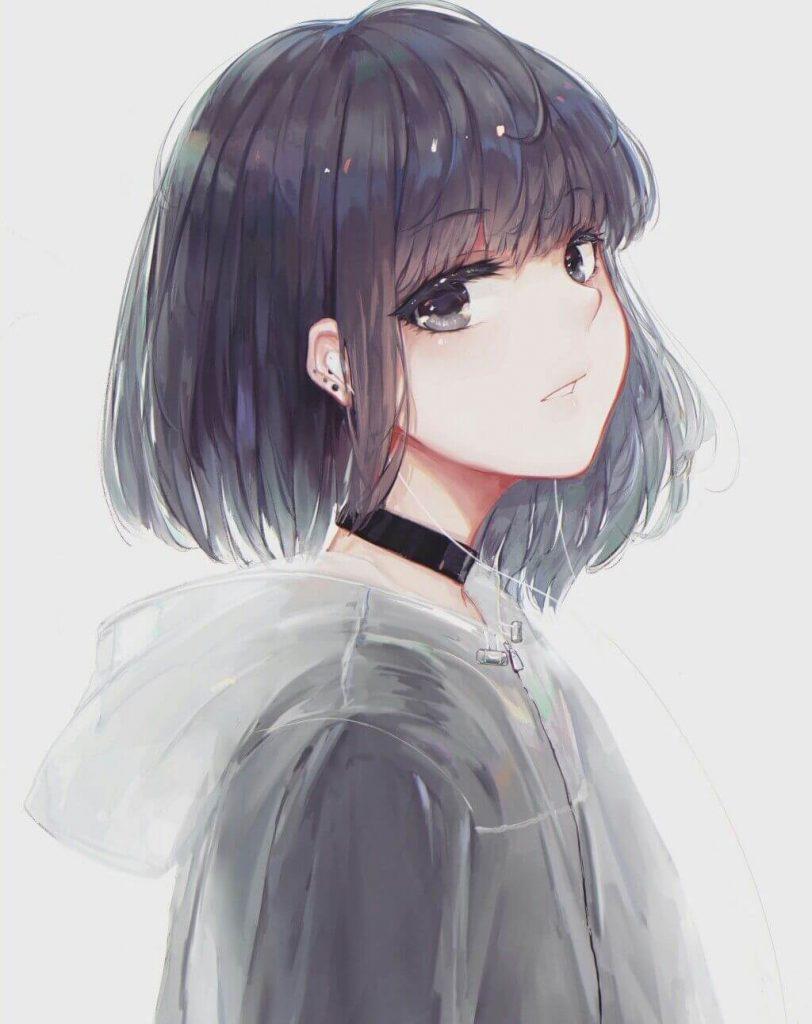 Avatar nữ anime dễ thương
