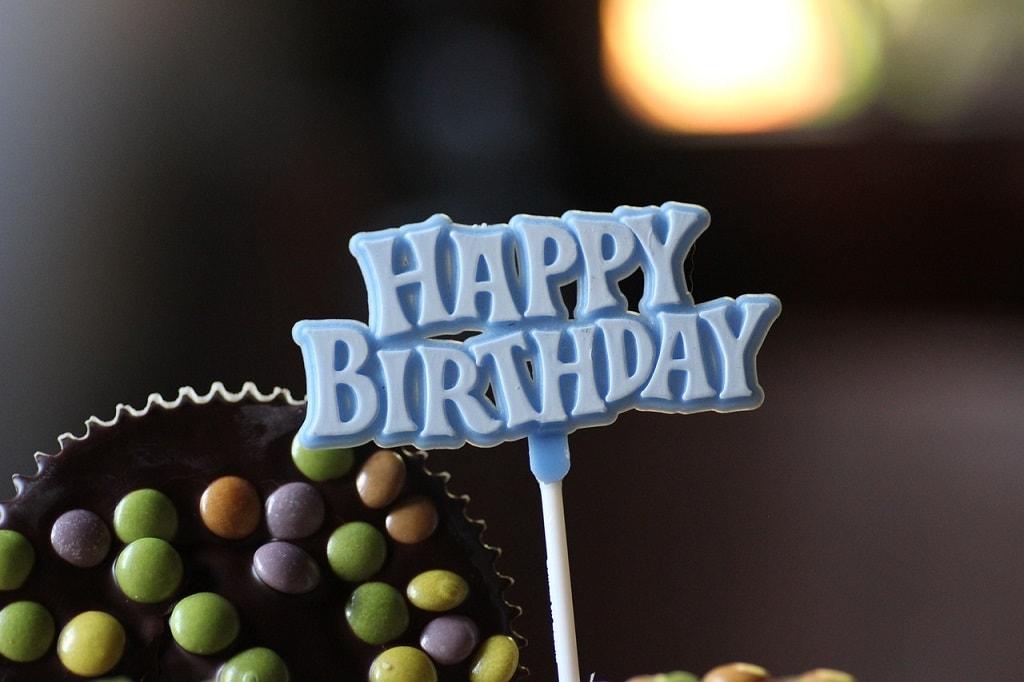 Hình ảnh Happy Birthday đẹp