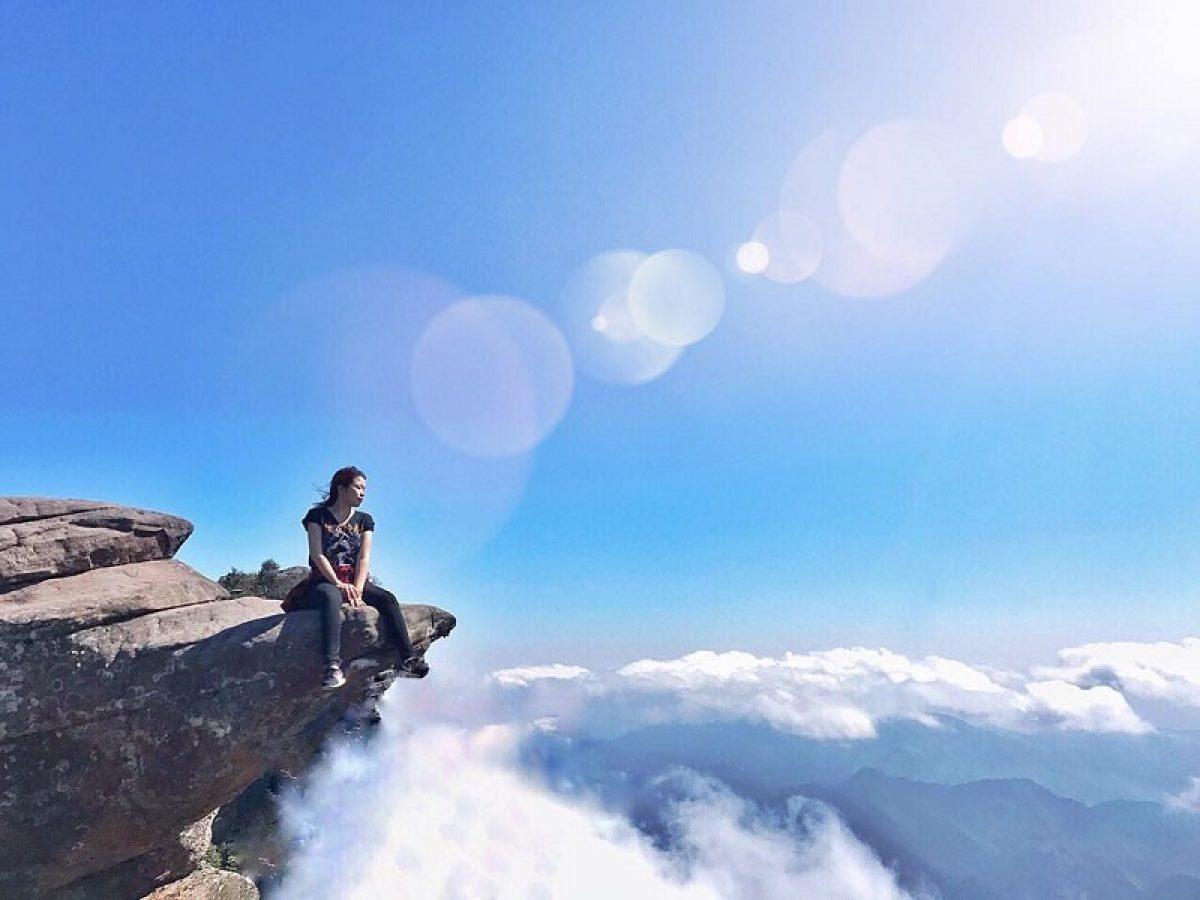 Ảnh chinh phục đỉnh Pha Luông Sơn La