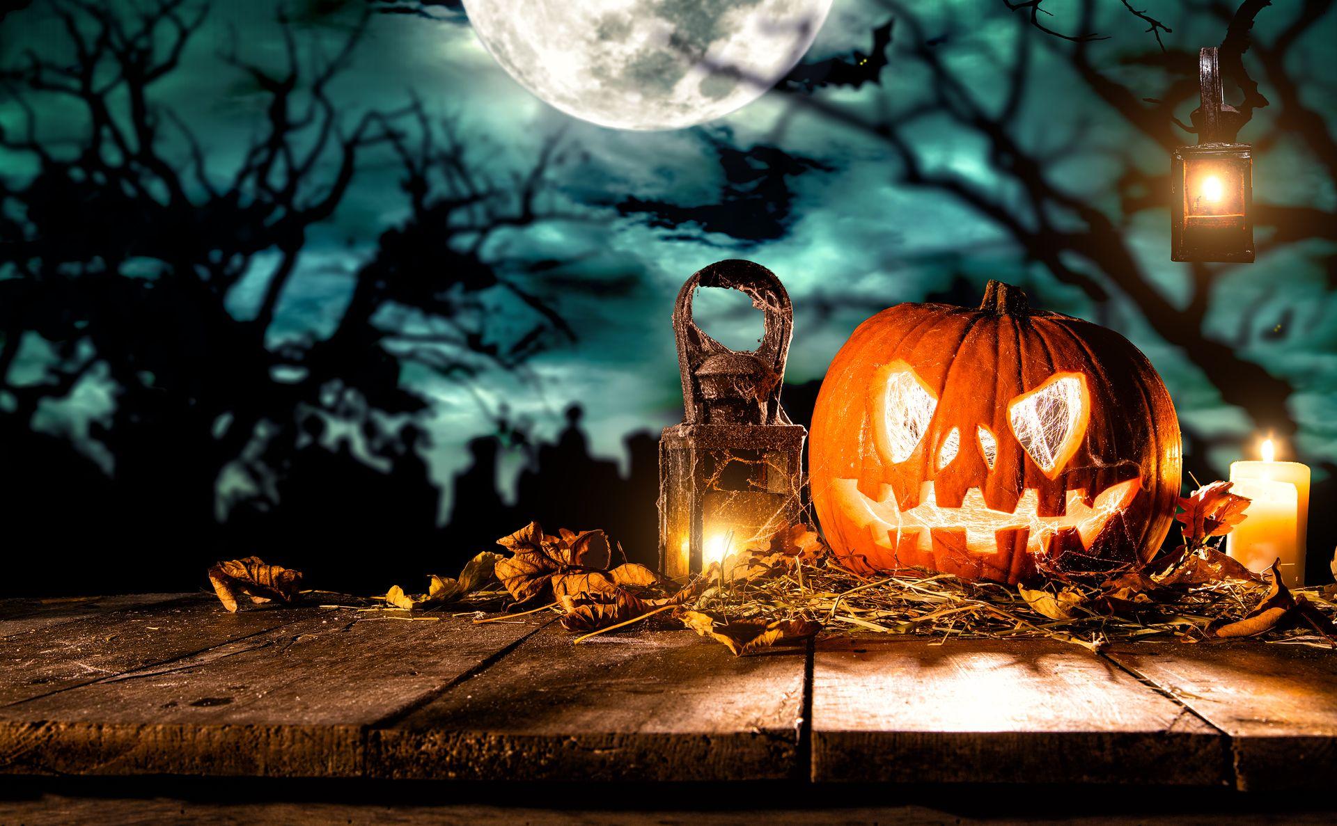 Hình nền Halloween cực đẹp