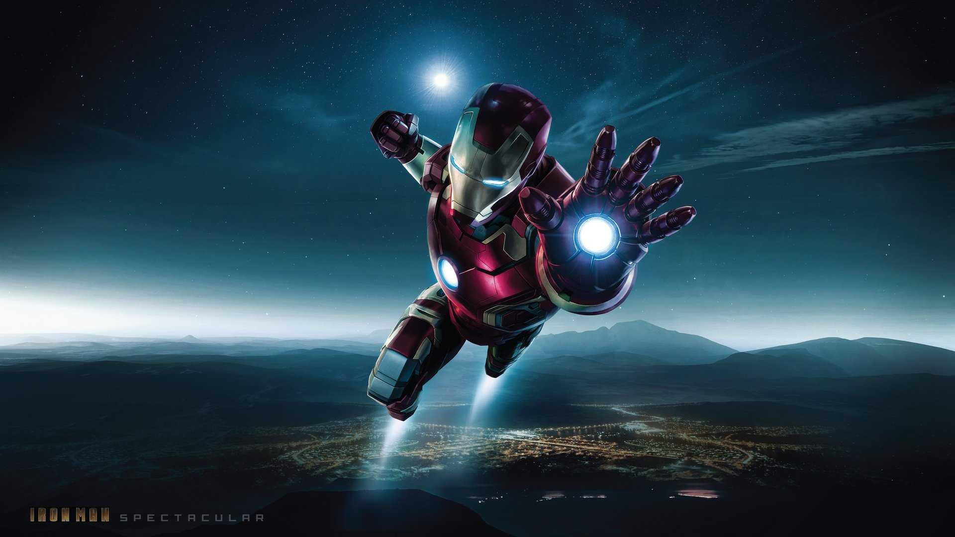 Hình nền Iron Man full HD