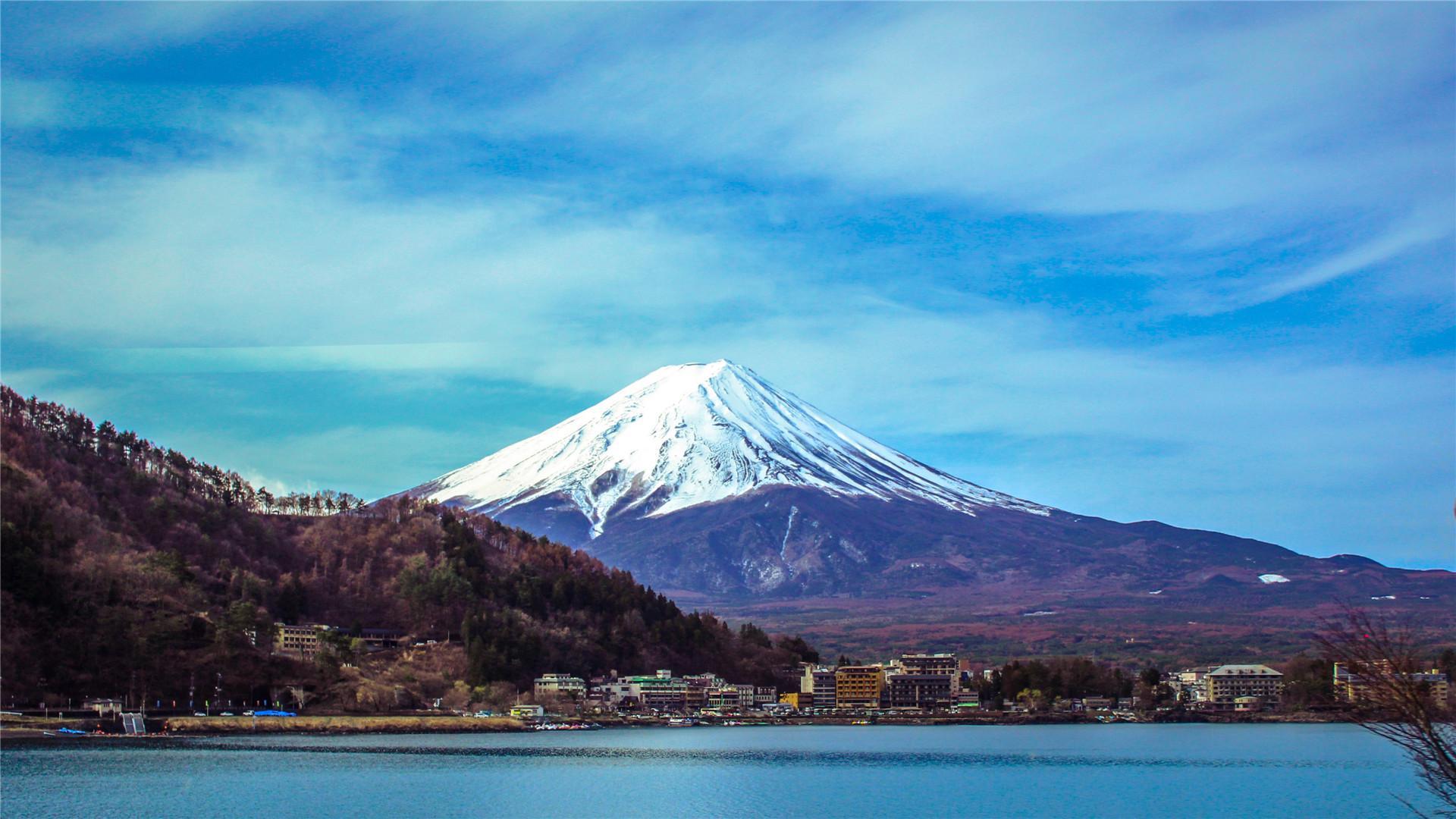 Hình nền núi Phú Sỹ Nhật Bản