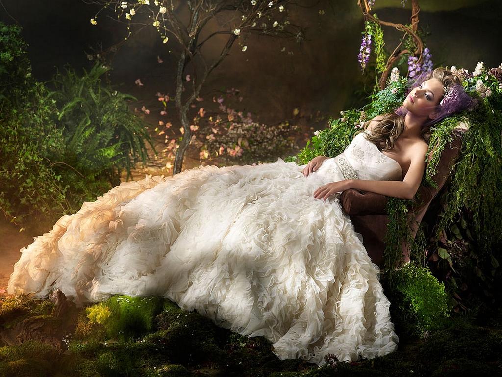 Ảnh cô dâu chụp ảnh cưới ở đảo Minh Châu