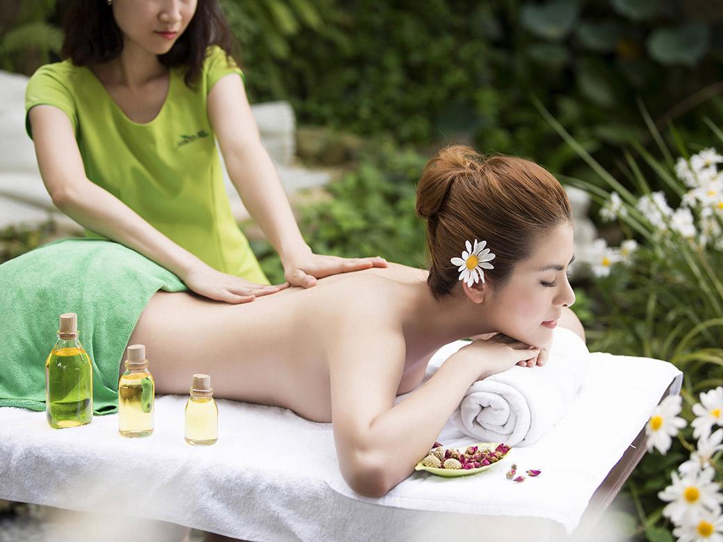 Ảnh massage body spa