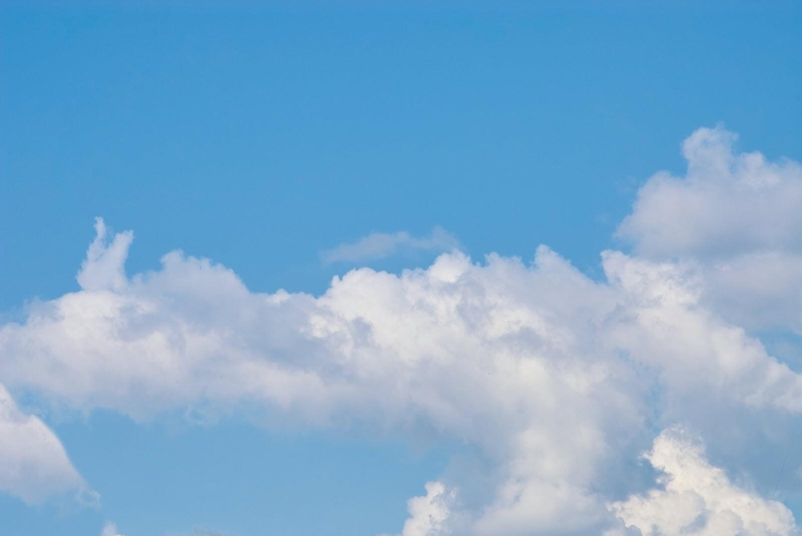 Ảnh mây đẹp nhất
