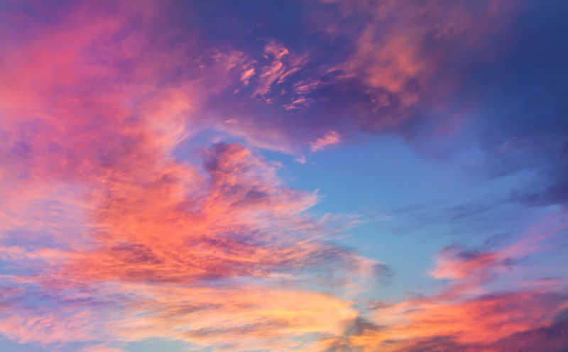 Ảnh mây trời đẹp, lãng mạn