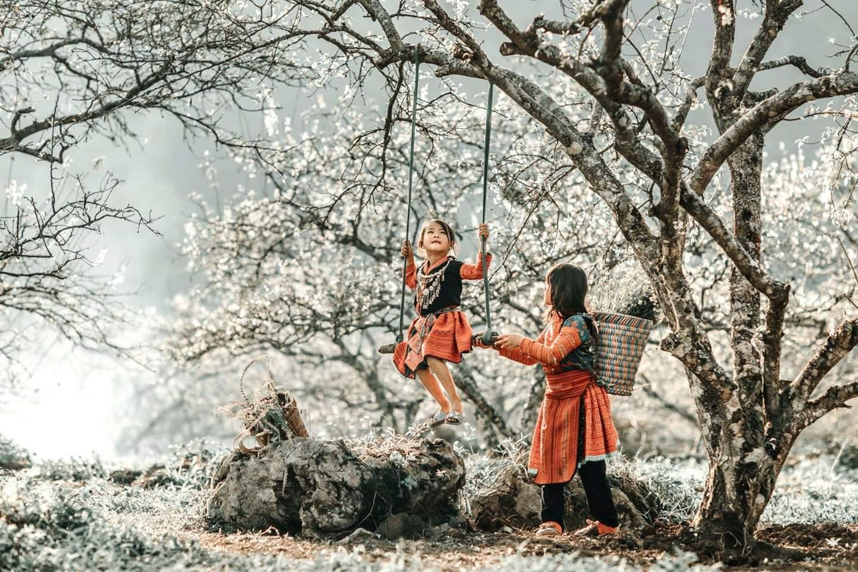 Ảnh Tây Bắc mùa xuân
