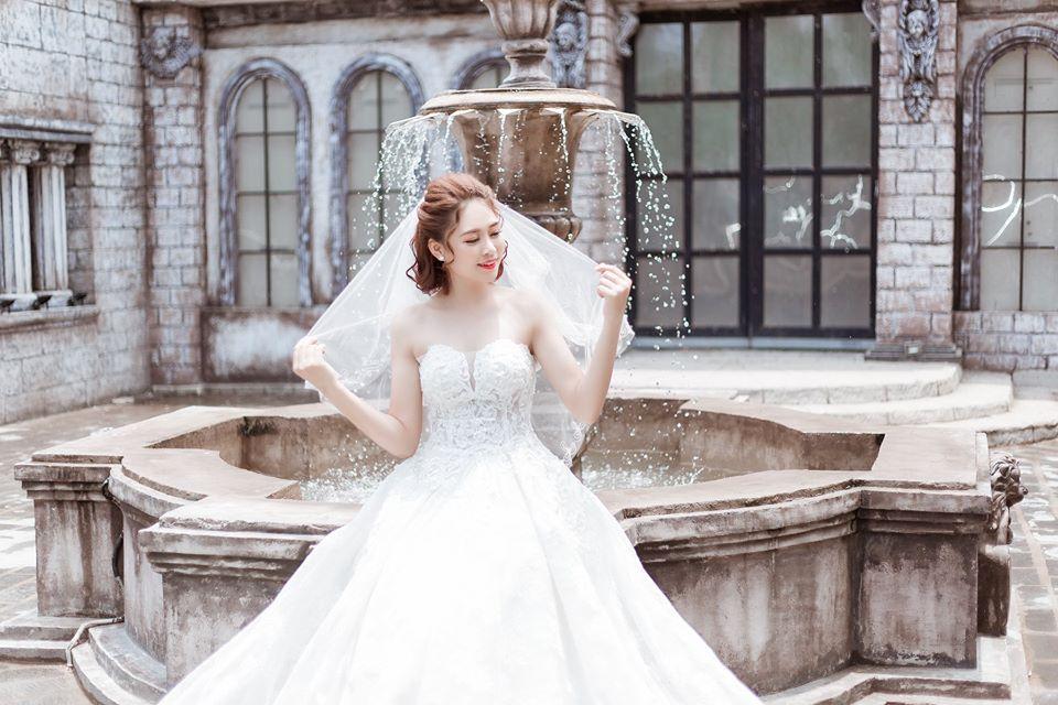 Hình cô dâu đẹp