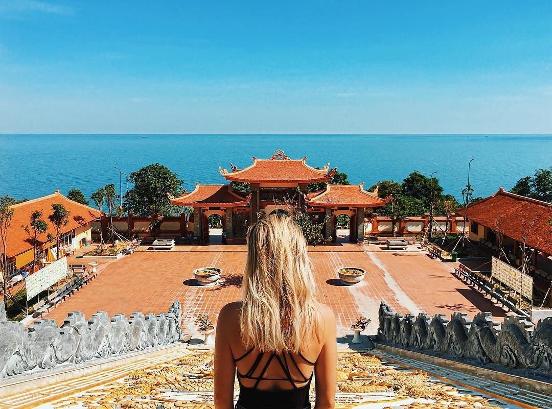 Ảnh chùa Hộ Quốc - Phú Quốc
