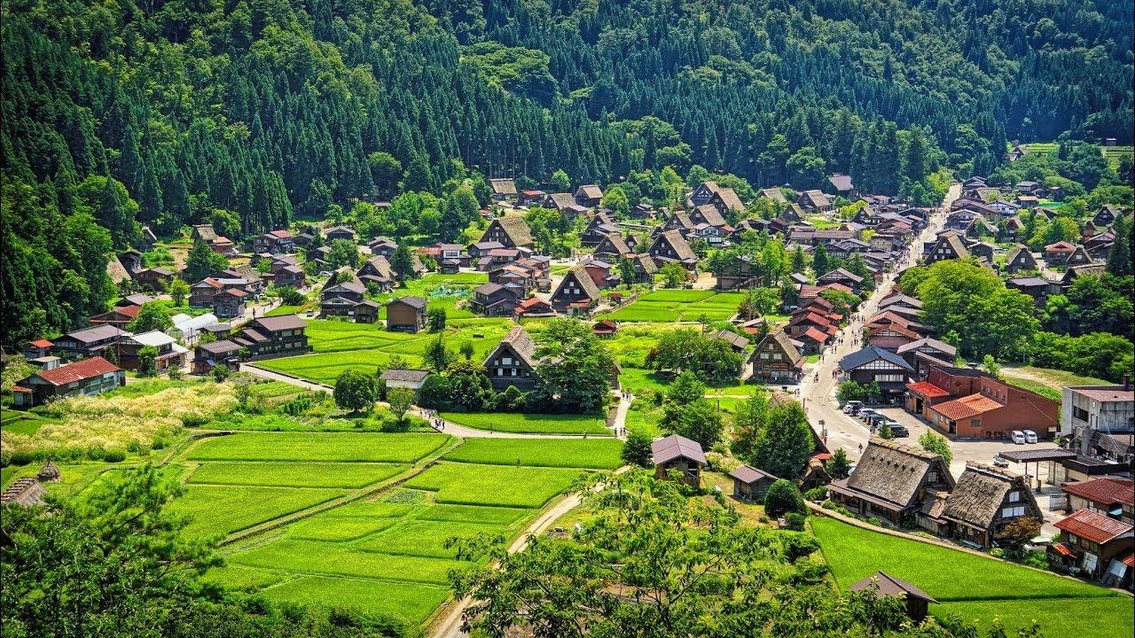 Ảnh đẹp vùng nông thôn Nhật Bản