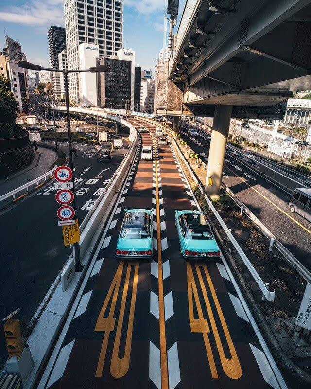 Ảnh đường phố Nhật Bản