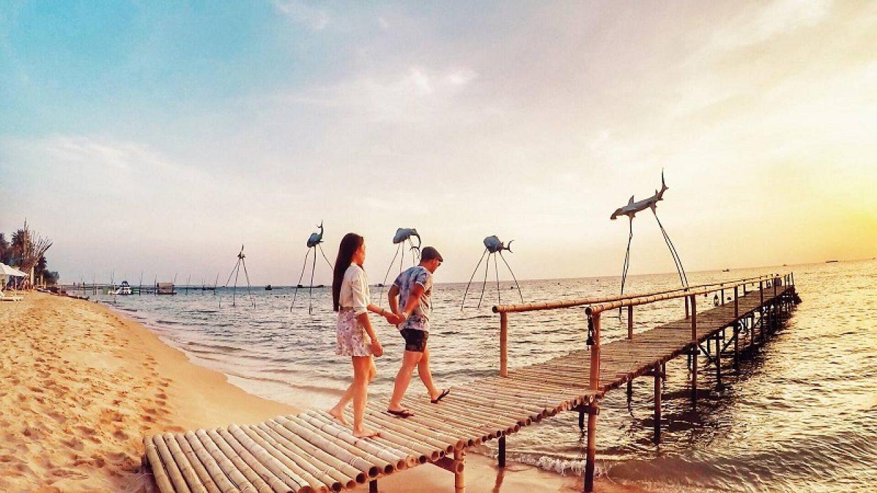 Ảnh khám phá vẻ đẹp làng chài Hàm Ninh Phú Quốc