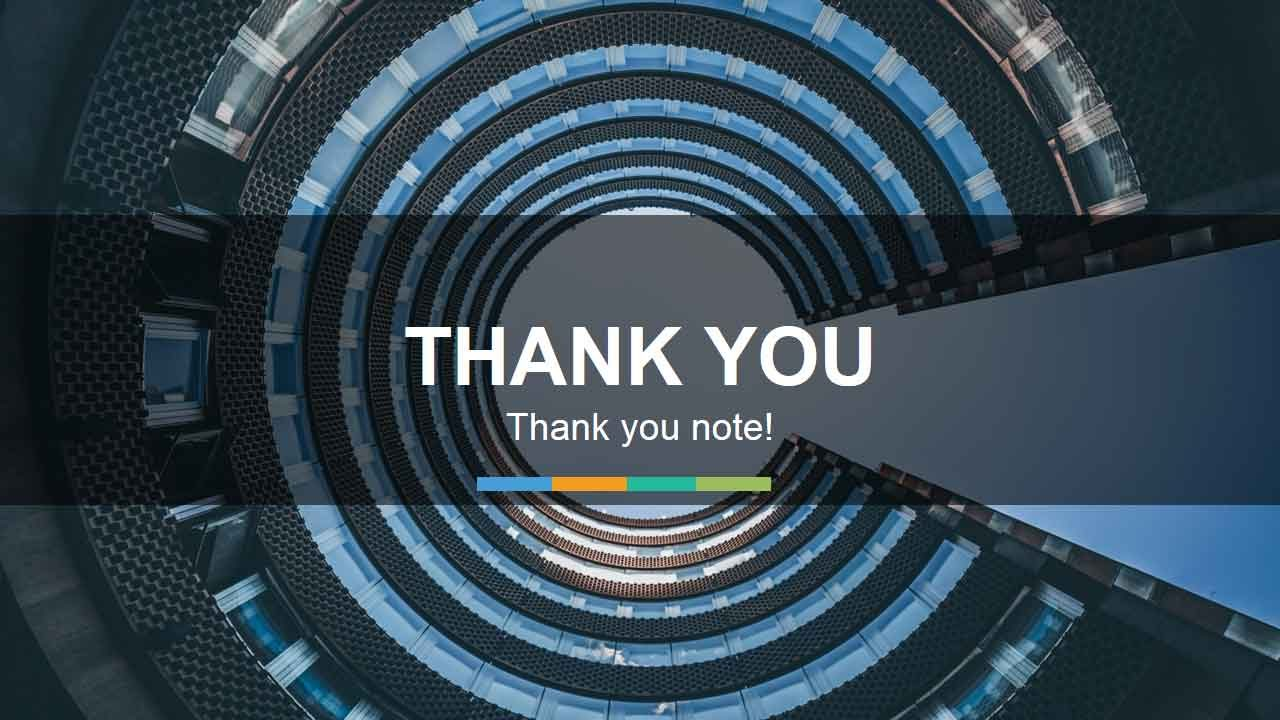 Ảnh lời cảm ơn kết lúc cuối slide