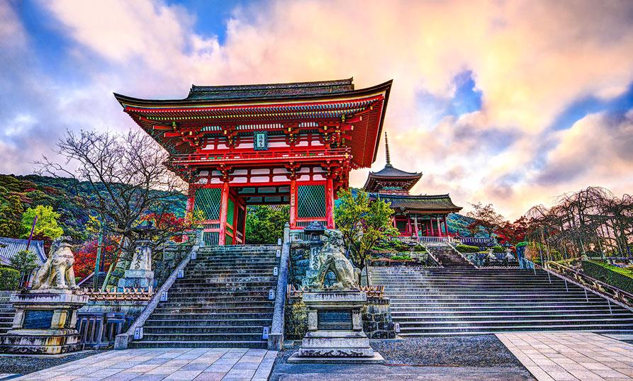 Ảnh một số ngôi đền ở Nhật Bản đẹp nhất
