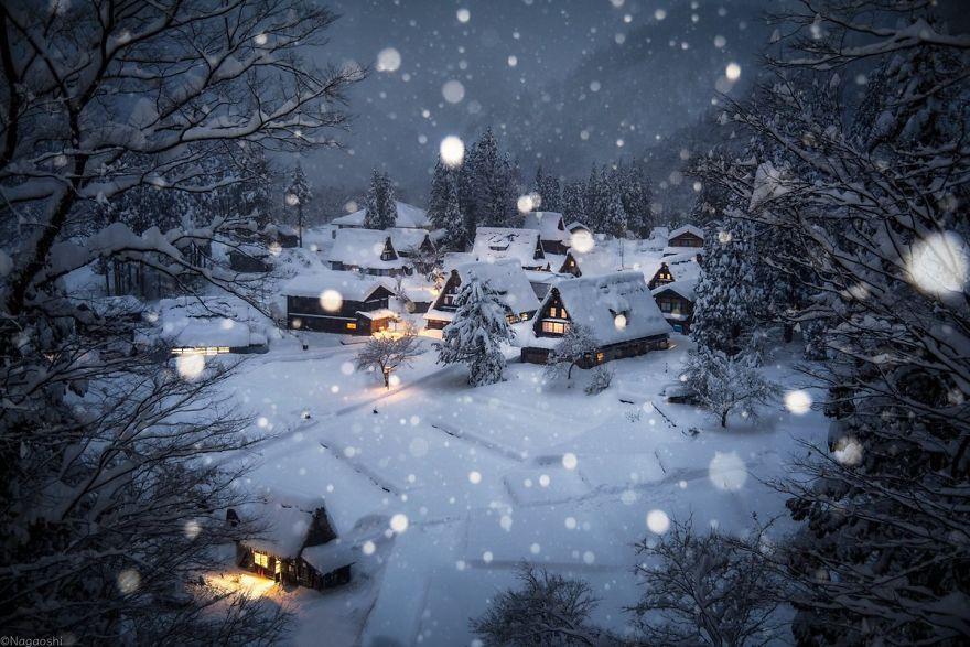 Ảnh Nhật Bản mùa đông