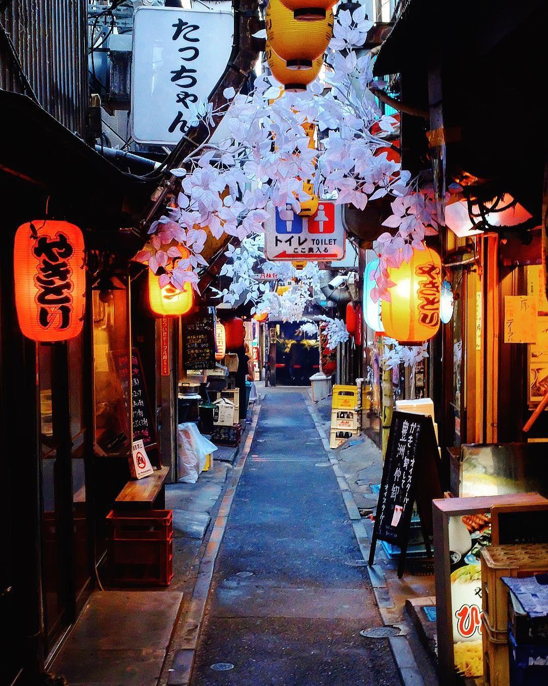 Ảnh Omoide Yokocho - hẻm ẩm thực trứ danh tại Tokyo