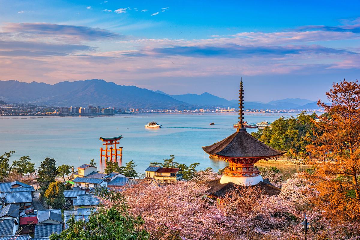 Ảnh phong cảnh Nhật Bản