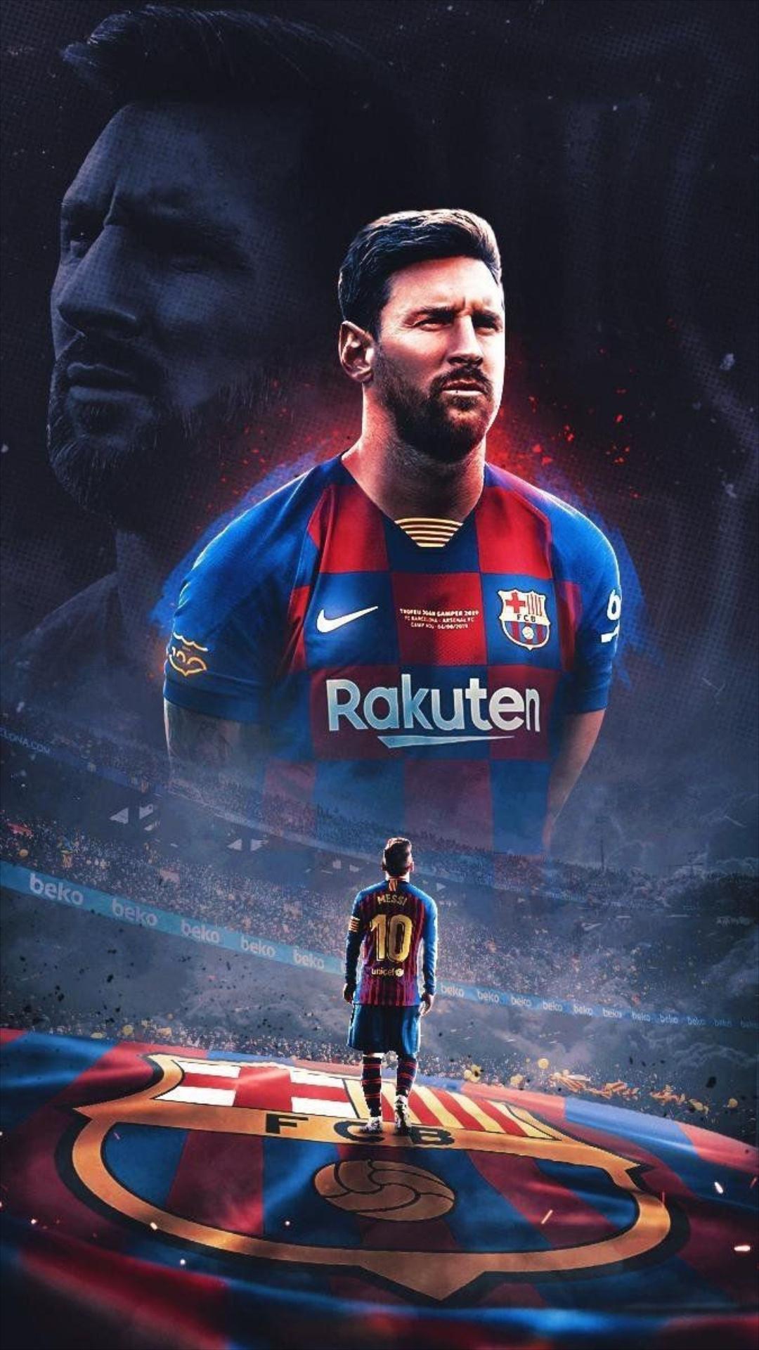 Hình nền Lionel Messi cho điện thoại