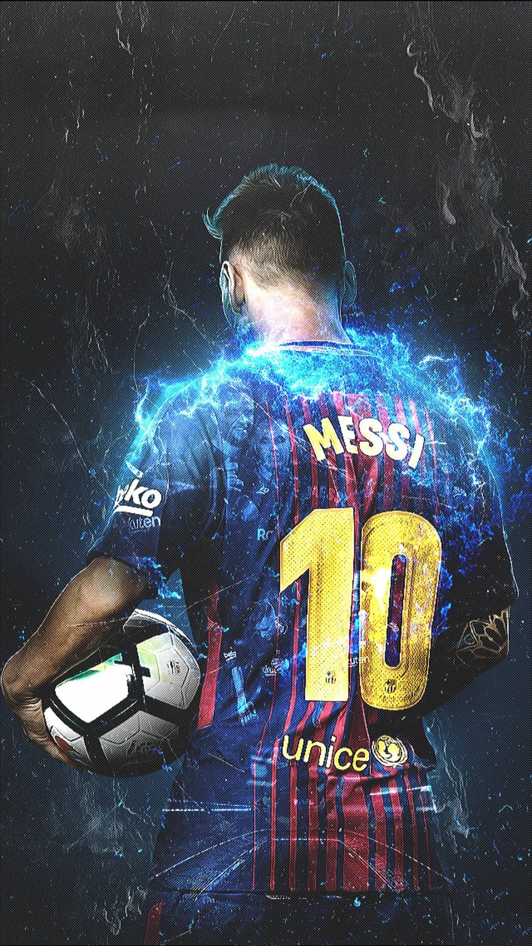 Hình nền Messi cho điện thoại cực đẹp