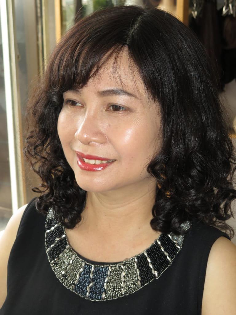 Kiểu tóc cho phụ nữ 50 thịnh hành nhất