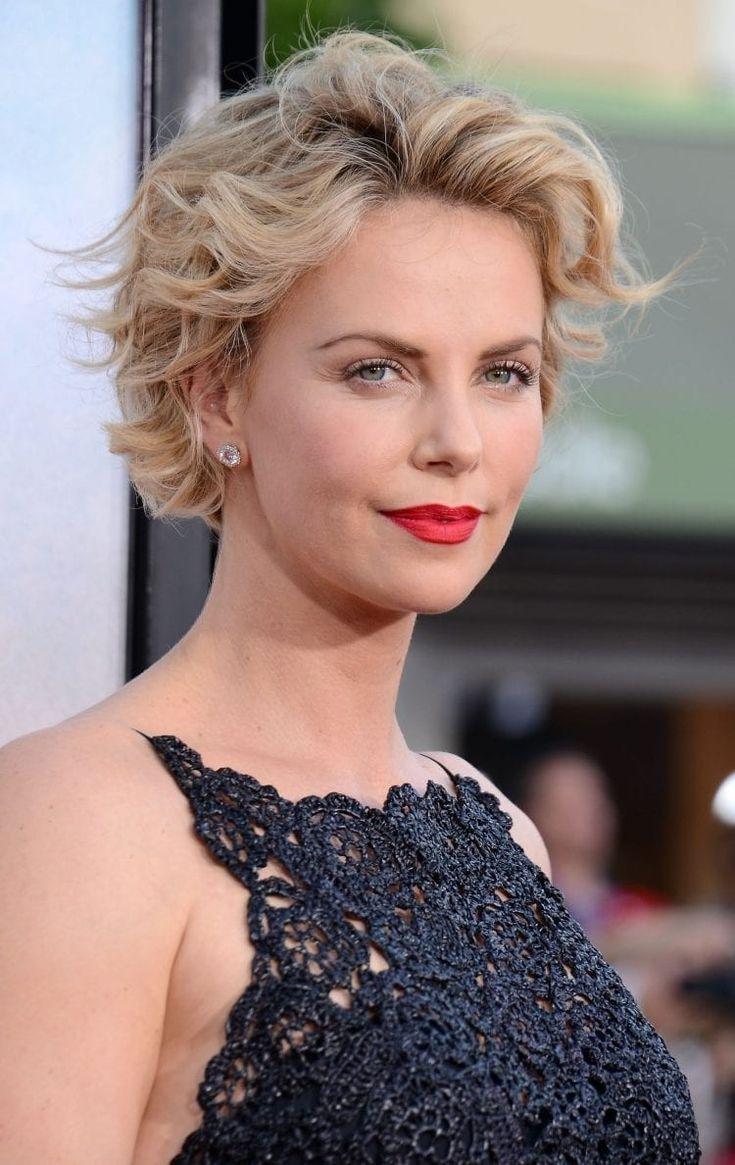 Kiểu tóc ngắn cho phụ nữ trung niên