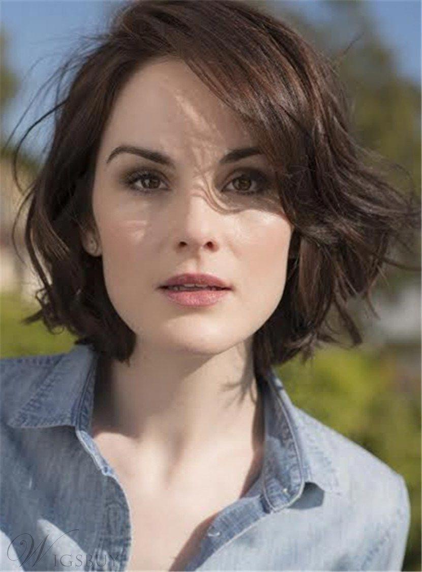 Kiểu tóc ngắn phù hợp với phụ nữ trung tuổi