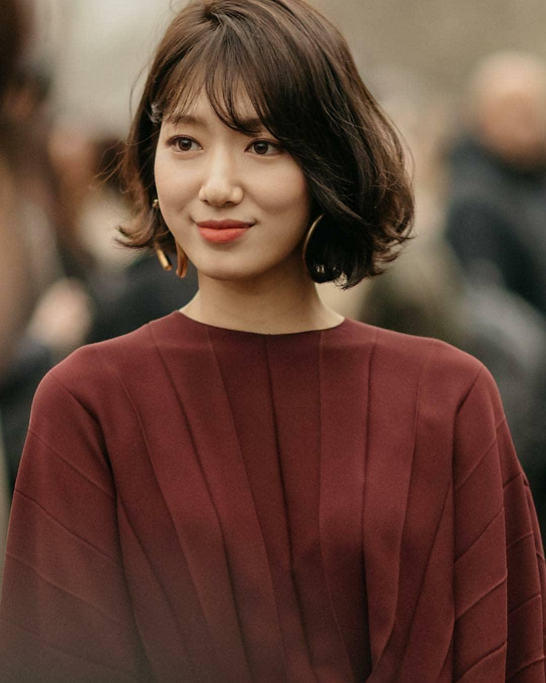 Kiểu tóc ngắn sang trọng cho phụ nữ U50