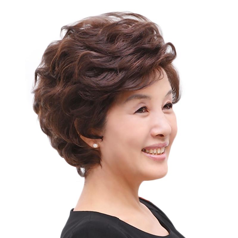 Tóc ngắn Pixie cho phụ nữ tuổi 50