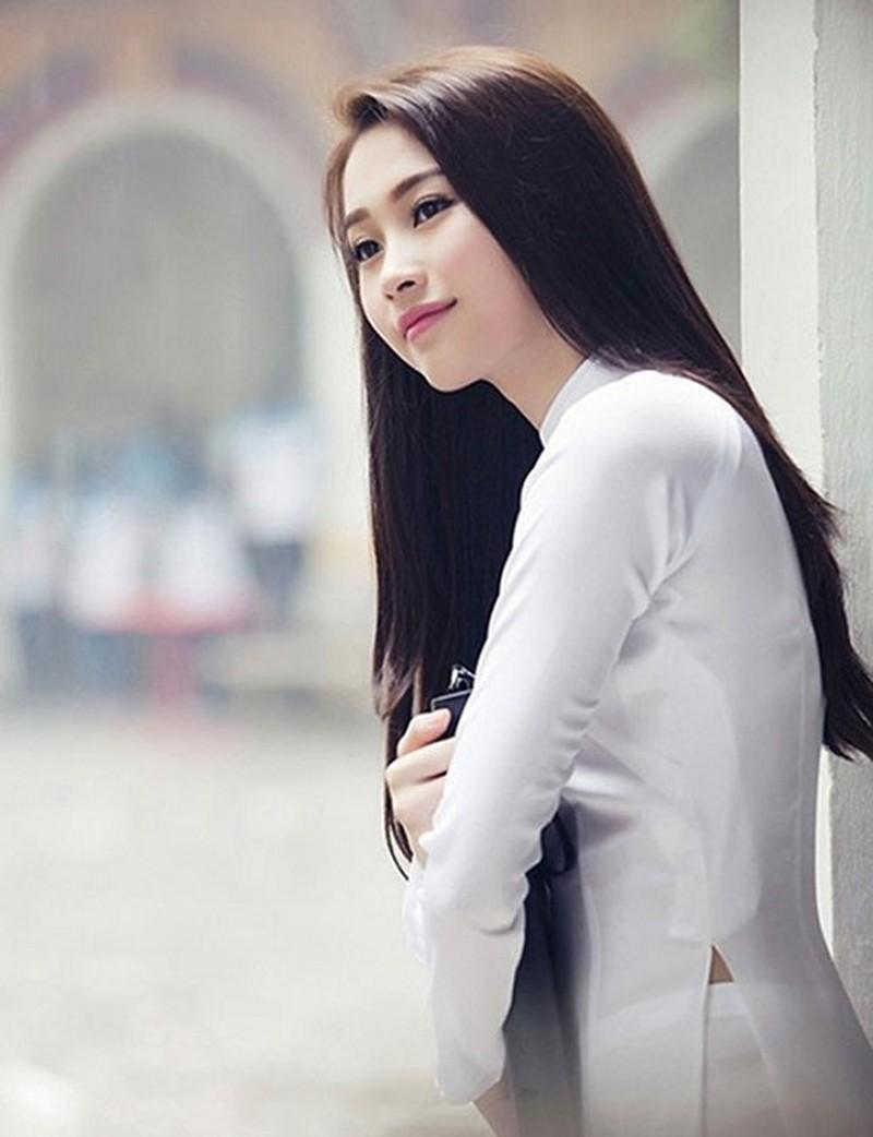 Kiểu tóc đen bóng mượt đẹp