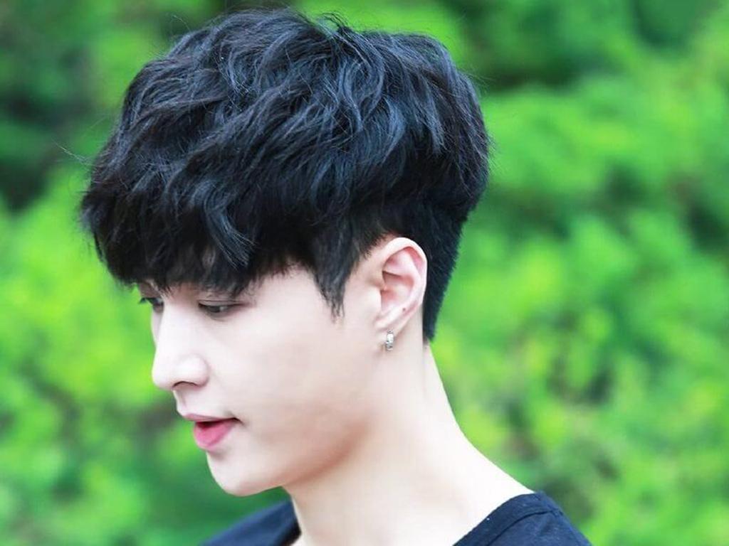 Kiểu tóc nam châu á đẹp