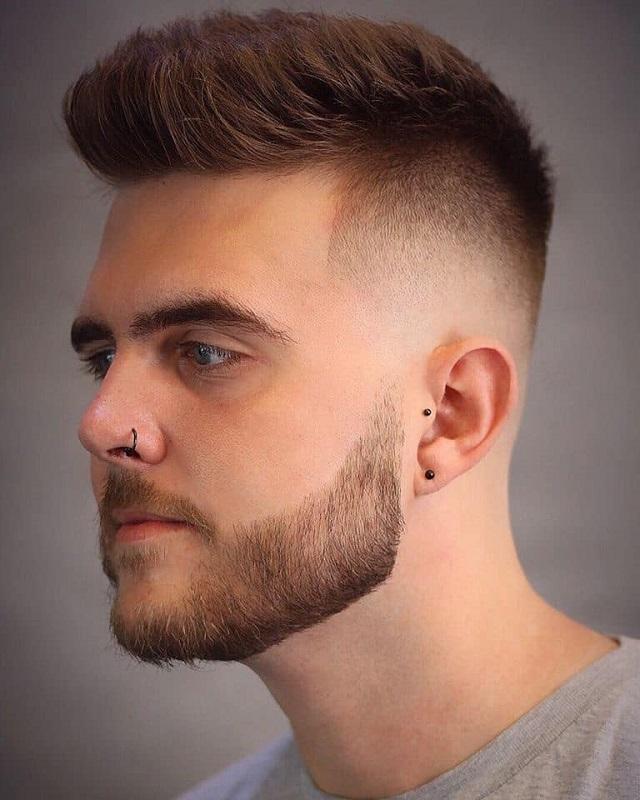 Kiểu tóc nam uốn đẹp