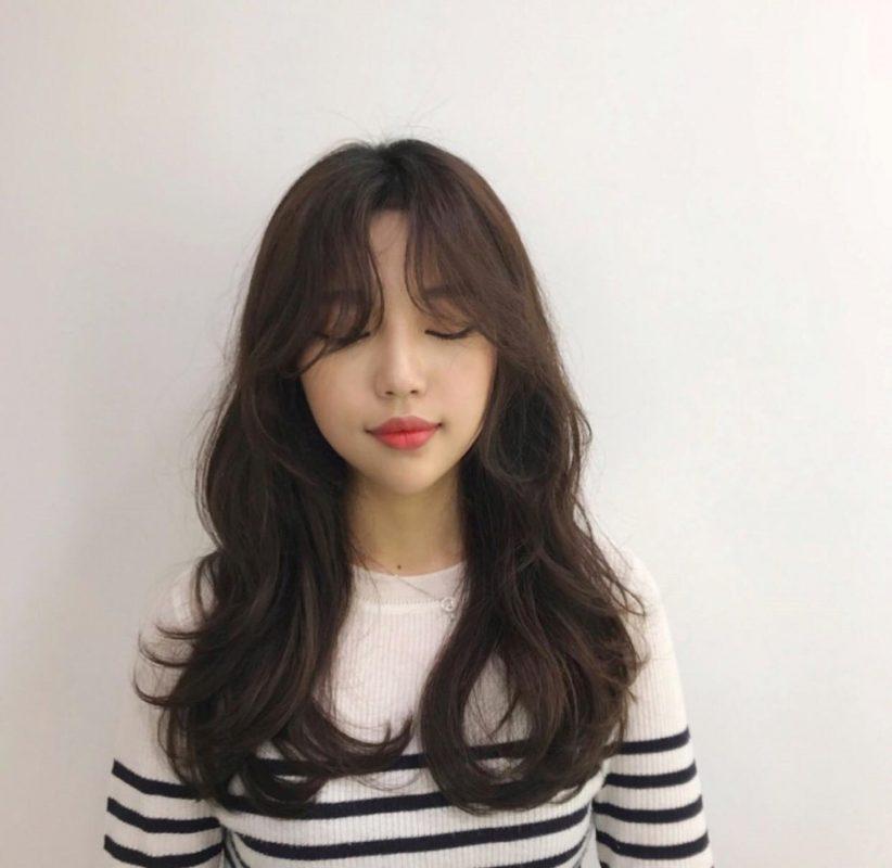 Kiểu tóc xoăn đẹp