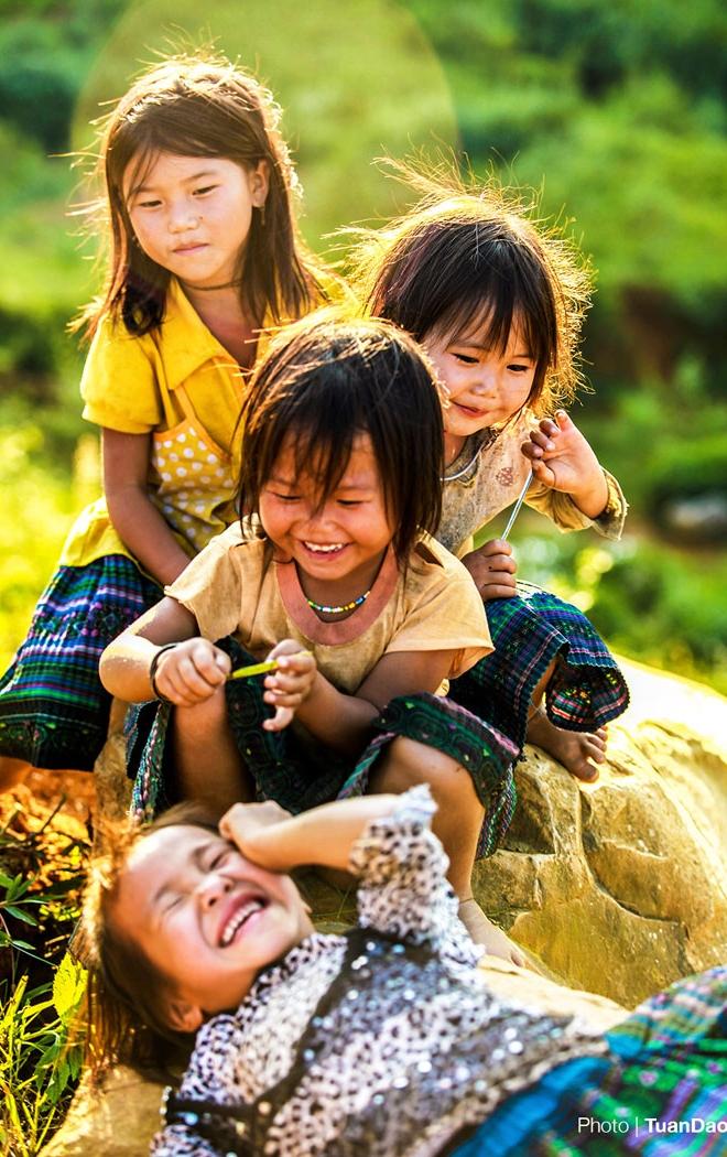Hình ảnh đẹp nhất về trẻ em nghèo